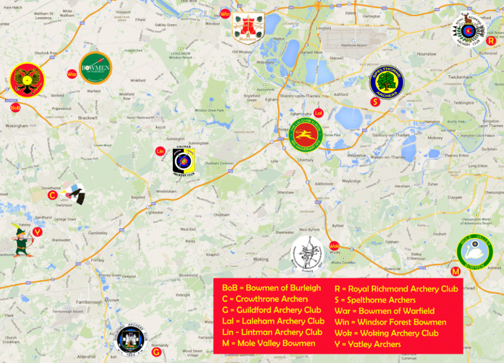 Competition Map